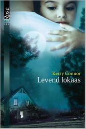 Levend lokaas Connor, Kerry, Ebook