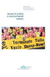 Access to justice in environmental matters a socio-economic analysis, Ebook