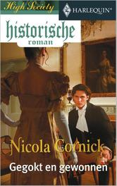 Gegokt en gewonnen High society, Cornick, Nicola, Ebook