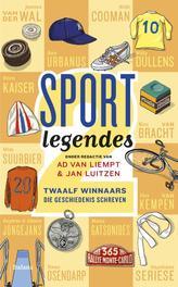 Sportlegendes / 2 twaalf winnaars die geschiedenis schreven, Liempt, Ad van, Ebook
