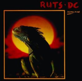ANIMAL NOW FIRST TIME ON CD RELEASE, INCL. WITH 2 BONUS TRACKS RUTS DC, CD
