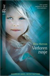 Verloren zusje Guardian Angel Investigations, Herron, Rita, Ebook