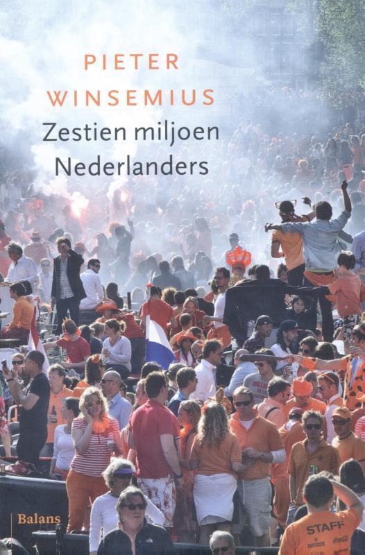 Zestien miljoen Nederlanders Winsemius, Pieter, Ebook
