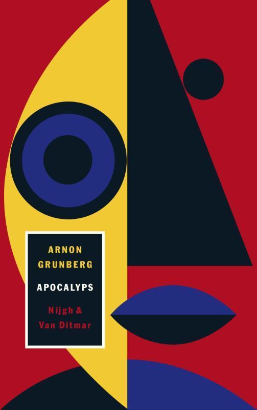 Apocalyps verhalen, Grunberg, Arnon, Ebook