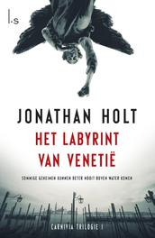 Het labyrint van Venetië eerste boek van de Carnivia-trilogie, Holt, Jonathan, Ebook