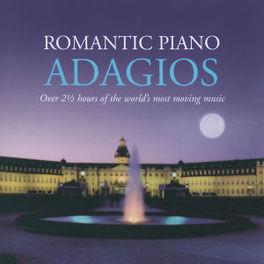 ROMANTIC PIANO ADAGIOS V/A, CD