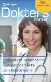Volmaakte behandeling  Een geboren arts  Zijn liefste wens Lang, Rebecca, Ebook