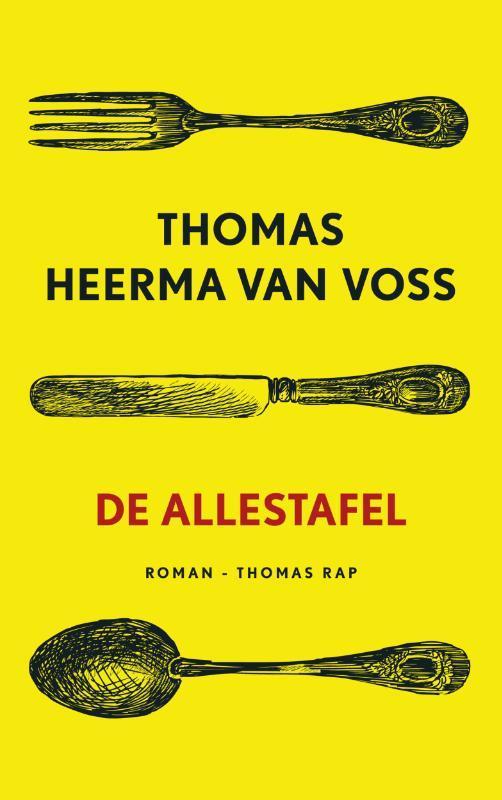 De allestafel Heerma van Voss, Thomas, Ebook