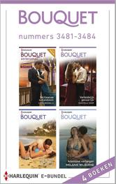 Bouquet e-bundel nummers 3481-3484 (4-in-1) Siciliaanse schandalen ; Verleidelijk gevaarlijk ; Schokkend opwindend ; Ademloos verlangen, Marinelli, Carole, Ebook