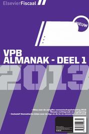 Elsevier vpb almanak / Deel 1 2013 Bos, A.J. van den, Ebook
