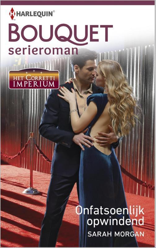 Onfatsoenlijk opwindend Het Corretti imperium, Sarah, Ebook