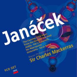 OPERAS *BOX* WIENER PHILHARMONIKER/CHARLES MACKERRAS Audio CD, L. JANACEK, CD