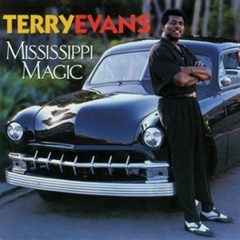 MISSISSIPPI MAGIC -SACD- TERRY EVANS, CD