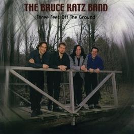 THREE FEET OFF.. -SACD- .. THE GROUND BRUCE KATZ, CD