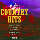 48 NO.1 COUNTRY HITS WJOHNNY CASH, LYNN ANDERSON, MERLE HAGGARD, WILLIE NEL