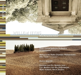 MONUMENTO ROYAL CONCERTGEBOUW ORCHESTRA/ED SPANJAARD/TAUSK JETHS, CD
