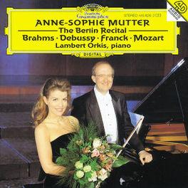 BERLIN RECITAL Audio CD, MUTTER, ANNE-SOPHIE, CD
