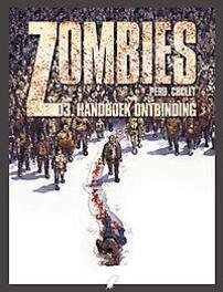 ZOMBIES HC03. HADNBOEK DER ONTBINDING ZOMBIES, CHOLET, SOPHIAN, PERU, OLIVIER, Hardcover