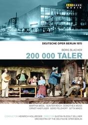 200.00 TALER DEUTSCHE OPE