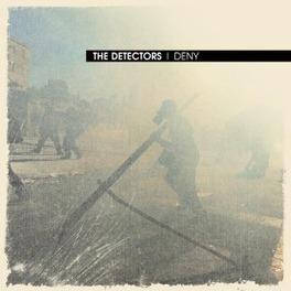 DENY -LTD- +POSTER & DOWNLOAD DETECTORS, Vinyl LP