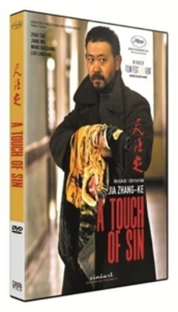 Touch of sin, (DVD) PAL/REGION 2-BILINGUAL