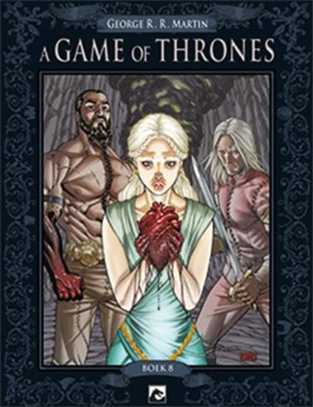 A game of thrones: 8 GAME OF THRONES, MARTIN, GEORGE R R, PATTERSON, TOMMY, Paperback