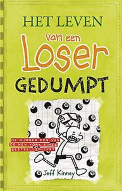 Boek Leven Van Een Loser 8 Gedumpt