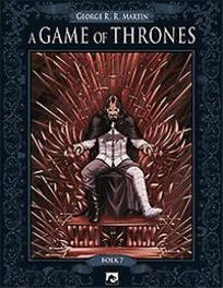 GAME OF THRONES 07. BOEK 07/12 GAME OF THRONES, MARTIN, GEORGE R R, PATTERSON, TOMMY, Paperback