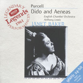 DIDO AND AENEAS W/ST.ANTHONY SINGERS, ENGLISH CHAMBER ORCH., A.LEWIS Audio CD, H. PURCELL, CD