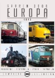 Sporen door Europa (4 dvd)