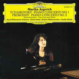 KLAVIERKONZERT ARGERICH ROYAL PHIL ORCH ABBADO Audio CD, TCHAIKOVSKY/PROKOFIEV, CD