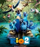 Rio 2 (3D), (Blu-Ray)