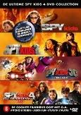 Spy kids 1-4, (DVD)