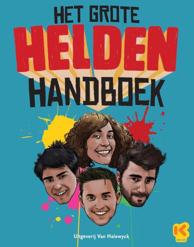 Het grote heldenhandboek Kersbergen, Wouter, Ebook