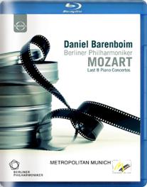Daniel Barenboim Plays Mozart Piano Concertos