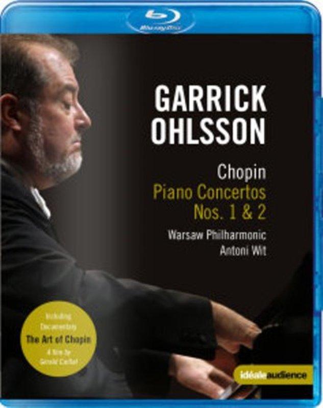 Ohlsson/Warsaw Philharmonic - Piano Concertos Nos.1 & 2