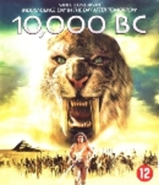 10.000 BC BILINGUAL MOVIE, BLURAY