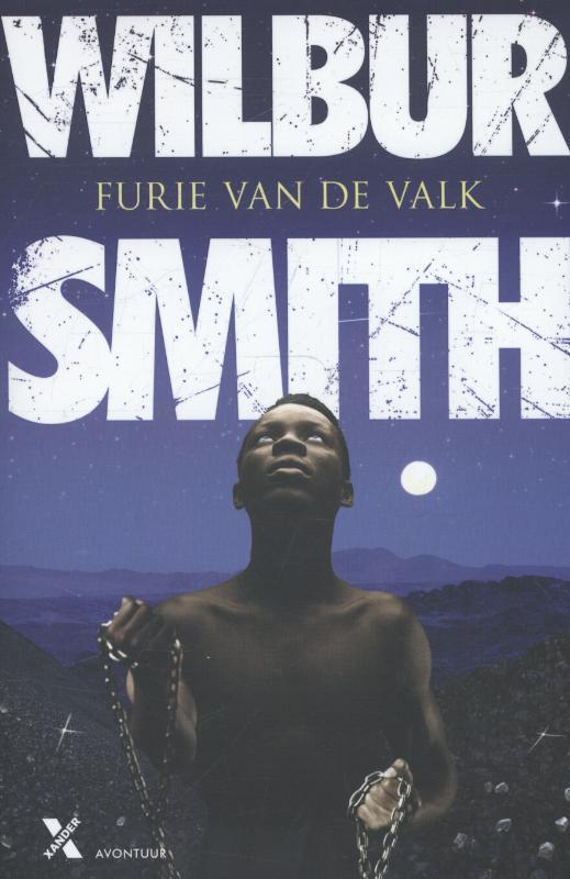 De furie van de valk Wilbur Smith, Paperback