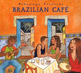 BRAZILIAN CAFE W/DJAVAN/MARCIO FARACO/TERESA CRISTINA/TOCO/A.O. Audio CD, V/A, CD