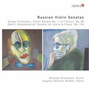 RUSSIAN VIOLIN SONATAS DINNEBIER/BIEBER