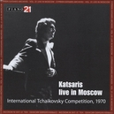 LIVE IN MOSCOW WORKS BY CHOPIN/LISZT/RACHMANINOV