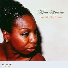 FOR ALL WE KNOW Nina Simone, CD