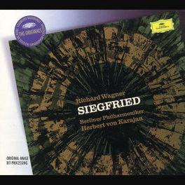 SIEGFRIED W/THOMAS, DERNESCH, STOLZE, KARAJAN Audio CD, R. WAGNER, CD