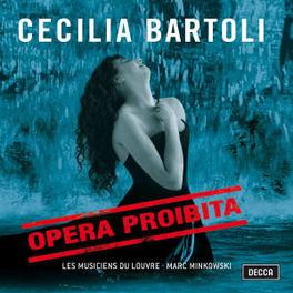 OPERA PROIBITA Audio CD, CECILIA BARTOLI, CD