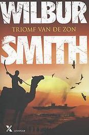 Triomf van de zon Smith, Wilbur, Paperback