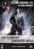Punisher/American ninja, (DVD)