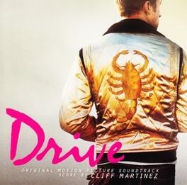 DRIVE ORIGINAL SCORE BY CLIFF MARTINEZ OST, CD