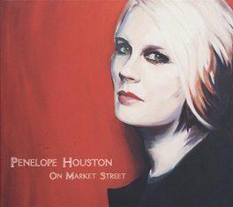 ON MARKET STREET -HQ- 180GR. PENELOPE HOUSTON, LP