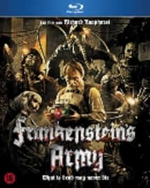 Frankenstein?s Army Steelbook