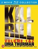 Kill Bill 1 & 2, (Blu-Ray)